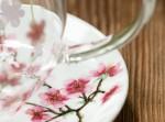Filiżanka Kwiat Wiśni do parzenia herbaty