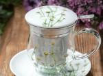 Filiżanka Rumianek do parzenia herbaty