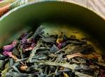Herbata zielona Gejsza