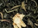 Herbata zielona - Jaśminowa z kwiatkami