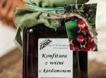 Konfitura z wiśni z kardamonem
