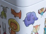 Puszka Animals do herbaty