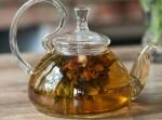 Szklany dzbanek Anne do parzenia herbaty