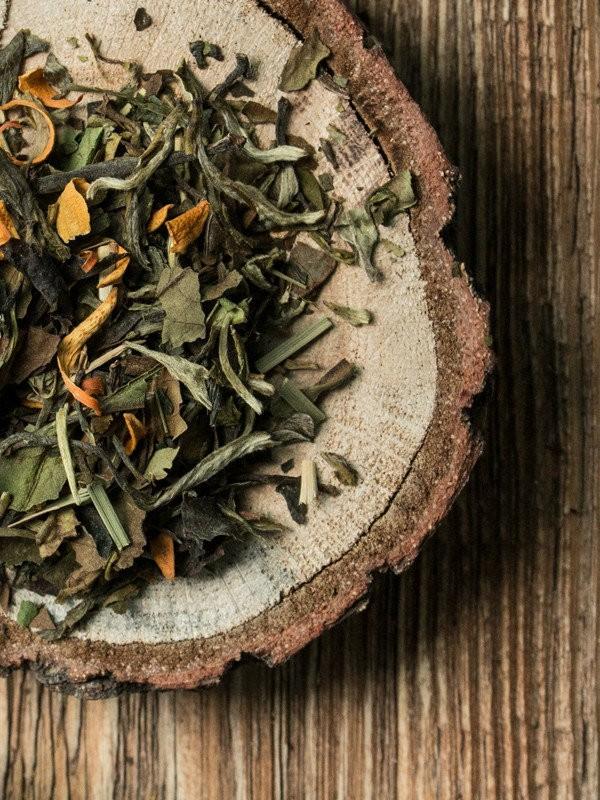 Herbata biała - Imbir i Cytryna Ice Tea