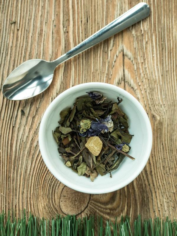 Herbata biała - Perła Karaibów