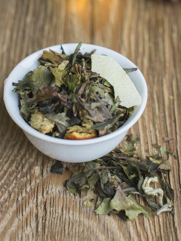 Herbata biała Płatek Śniegu