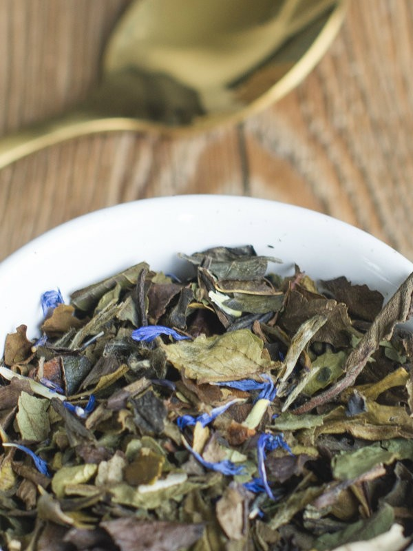 Herbata Biała Zorza Polarna