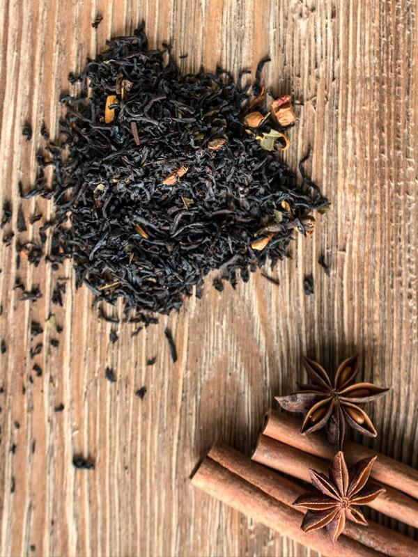 Herbata czarna - Alpejski Poncz