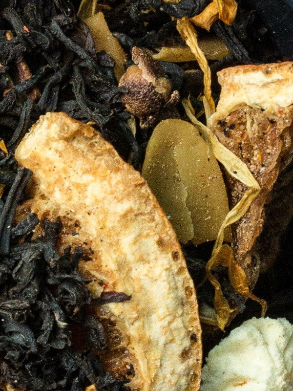 Herbata czarna - Beczka Rumu