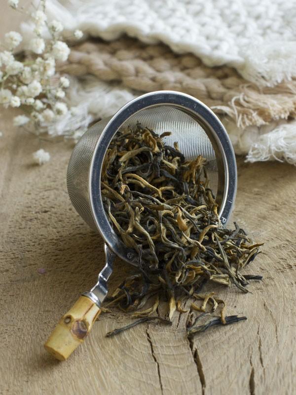 Herbata Czarna - China Yunnan Gold Silk