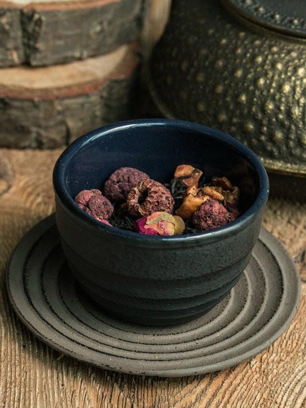 Herbata czarna - Królewska Malina