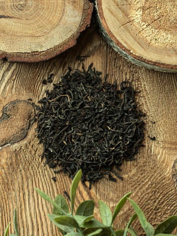 Herbata czarna - Rosyjska Liściasta