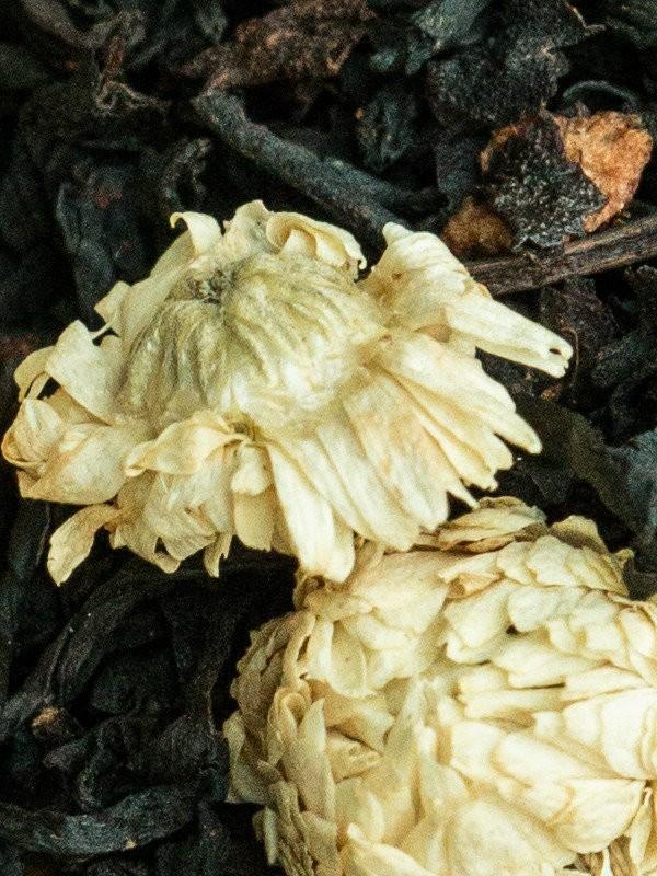 Herbata czarna - Truskawki z kremem