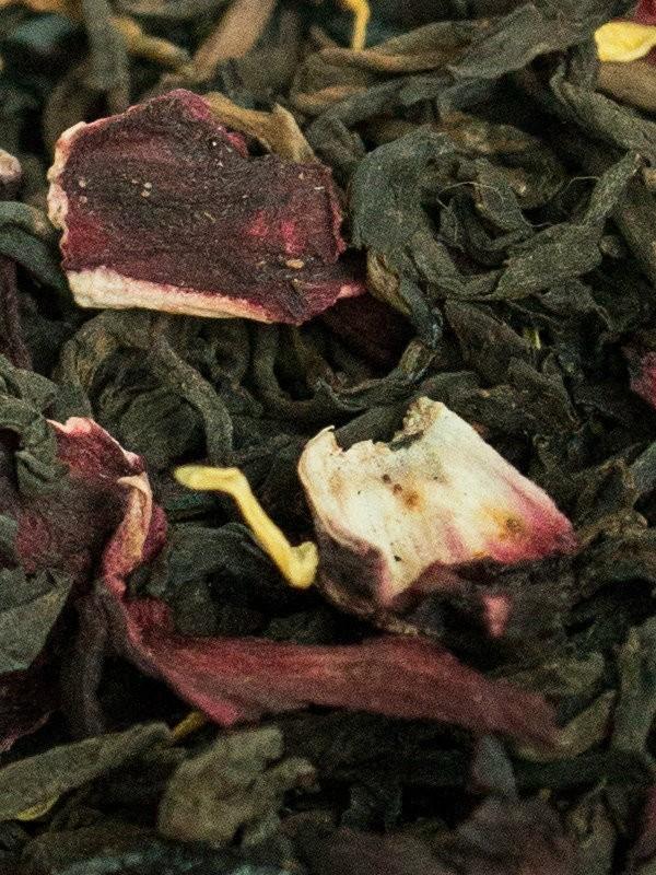 Herbata Pu-Erh Wiśnie w rumie