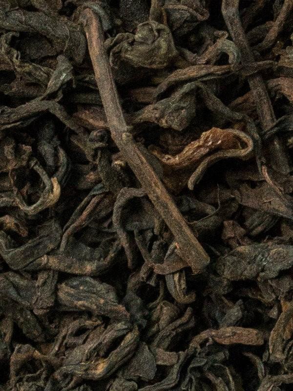 Herbata Pu-Erh Żurawinowa