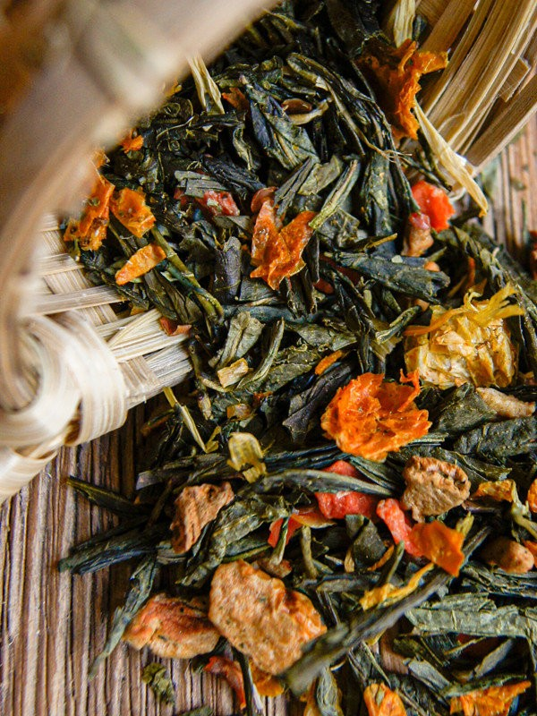 Herbata zielona - Domowy Klimat