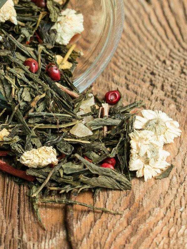Herbata zielona - Mały Budda