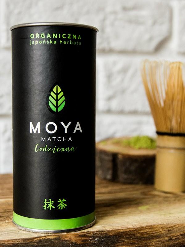 Herbata zielona - MOYA Matcha Codzienna