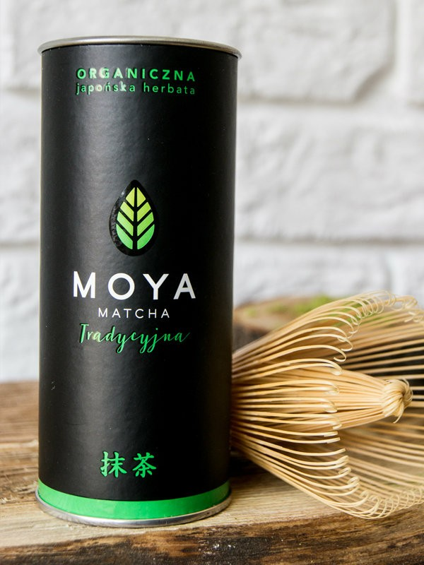 Herbata zielona - MOYA Matcha Tradycyjna
