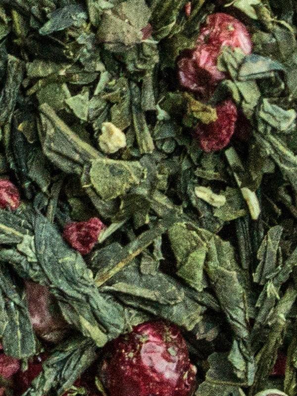 Herbata zielona - Pikantny Romans