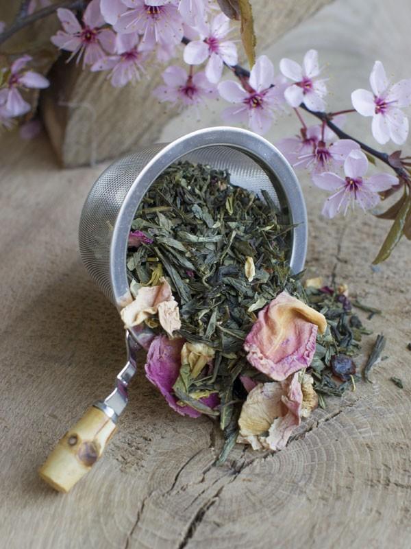 Herbata zielona - Sakura