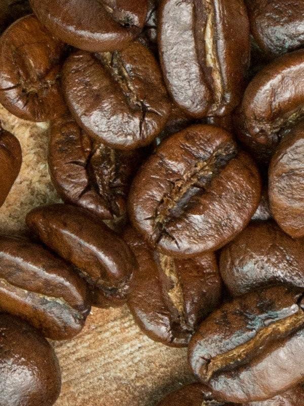 Kawa aromatyzowana Arabika - Biały nugat