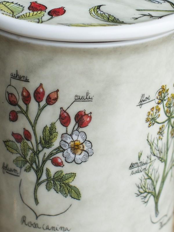 Kubek do parzenia herbaty Zioła