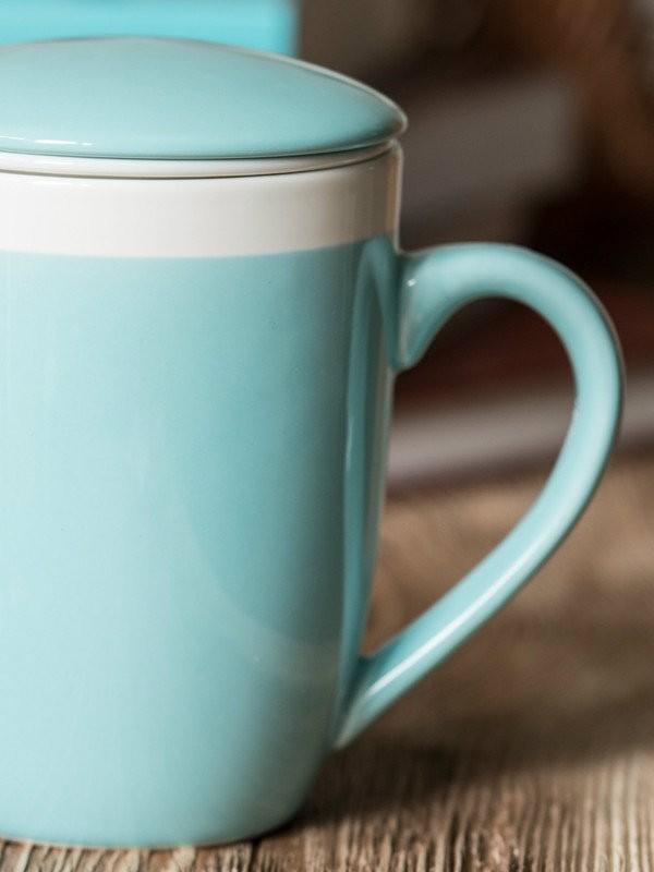 Kubek ROMEK do parzenia herbaty