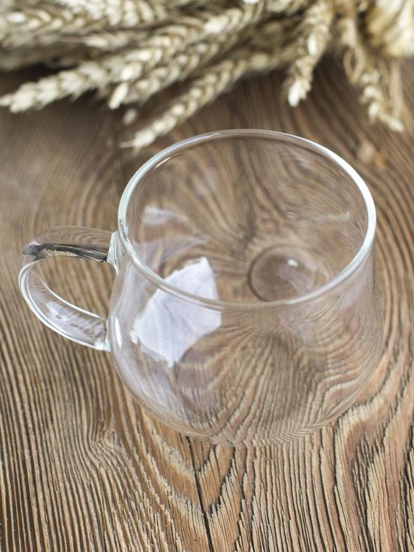 Kubek szklany Rosalia