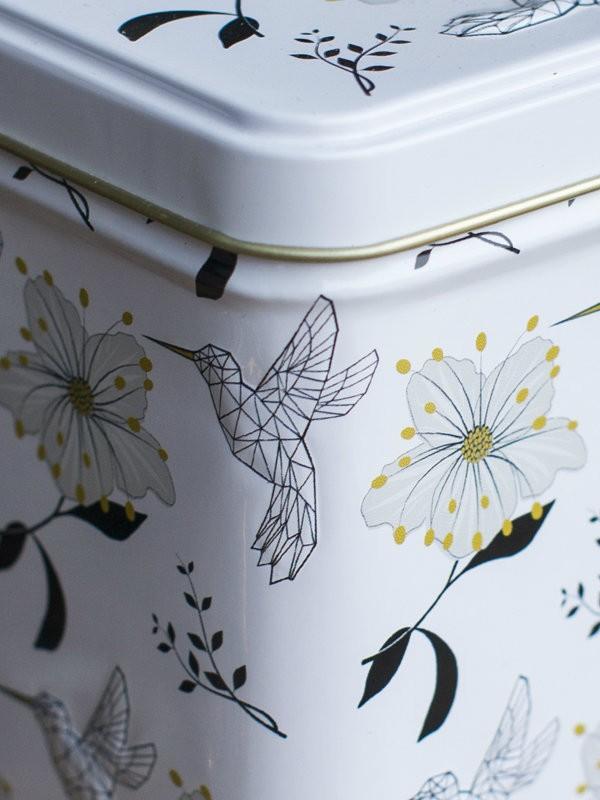 Puszka na herbatę Koliber