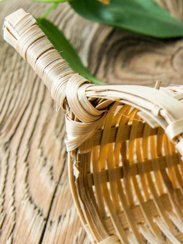 Zaparzacz bambusowy do herbaty