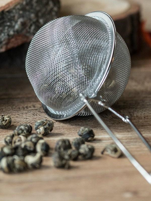Zaparzacz do herbaty kleszcze